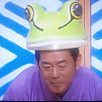 蛙ヘルメット